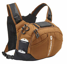 NEW UMPQUA OVERLOOK 500 ZERO SWEEP FLY FISHING CHEST PACK IN COPPER