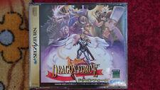 Dragon Force Sega Saturn jap