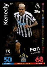 Newcastle United Disparar fuera Premier League 2006-2007 Damien Duff