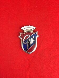 2 x Ford Fairline Ghia NF NL Ghia Badges