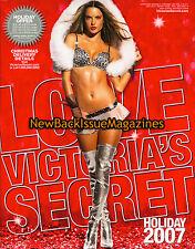 Victoria's Secret Christmas 2007 12/07,Alessandra Ambrosio,December 2007,NEW