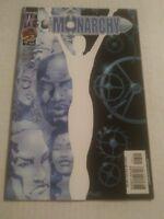 The Monarchy #7 November 2001 Wildstorm DC Comics Young McCrea Leach