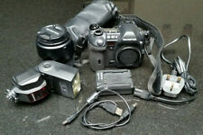 Olympus E-1 Four Thirds Body with 14-45mm Lens & FL36 Flash 9082 Shutter Count