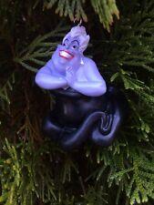 "Disney The Little Mermaid Ursula the Sea Witch Custom Christmas 2"" Ornament"