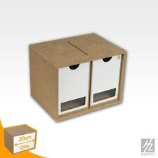 HobbyZone - MWS - Schubkasten Modul x 2 (Drawers Module x 2) - NEU - OMs01b
