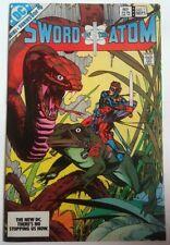Sword Of The Atom (1983) #1 - Comic Book - By Gil Kane & DC Comics