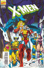 X  MEN  : 9   MARVEL  editions SEMIC,