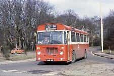 London Transport BL91 Weybridge Turn Feb 1979 Bus Photo