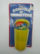 Vintage 80's Bandai Canfull of Monsters Ultraman Godzilla Monster KESHI MOC RARE