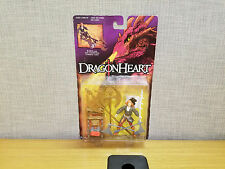 Kenner Dragonheart Kara with Axe-Chopping Combat Cart figure, New!