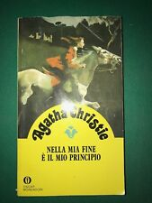 NELLA MIA FINE È IL MIO PRINCIPIO - Agatha Christie - Giallo Mondadori