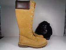 BABIES TIMBERLAND ASPHALT CLASSIC TALL LACE UP BOOTS WHEAT SIZE 13 TODDLERS