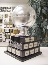 3 Tier Large Fantasy Basketball Perpetual Award 38 Years Top Of The Line Silver*