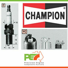 4X New *Champion* Ignition Spark Plug For. Toyota Camry Sv22 2.0L 3S-Fc..