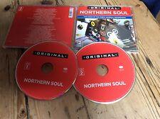 Original Northern Soul.2 CDs Compilation