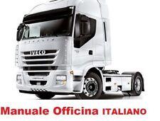 IVECO STRALIS AT / AD (2002/2006) MANUALE OFFICINA RIPARAZIONE ITALIANO