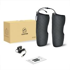 COMFIER CF-5701 Heated Knee Brace Wrap with Massage with 2 Heat Levels -Open Box
