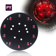 Jeep Wrangler 3rd Brake Light Spare Tire LED Light Red JK Accessories Unlimited