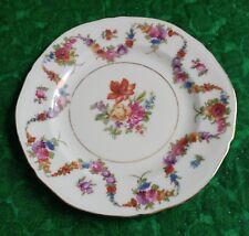 EPIAG Royal Czechoslovakia Dessert Plate #9195 36 Floral