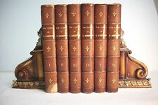 1826 WORKS OF WILLIAM ROBERTSON-History Scotland-King Henry-America-w MAPS