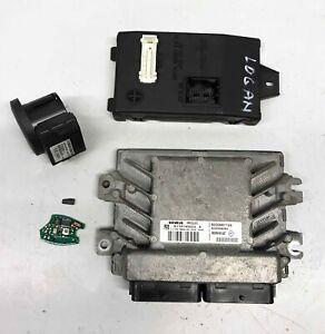 Set Motorsteuergerät Dacia Sandero Logan 1,4 1,6 87PS 8200661124 S110140023 A