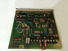 BANDIT 214 009 02F POP/INTLK I/O board