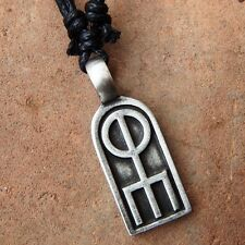 Lover Master Key Norse Binding Runic Rune PENDANT With Cotton Necklace # 170