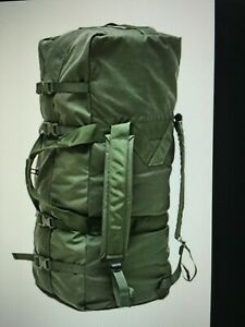 GI ARMY IMPROVED DUFFLE BAG DEPLOYMENT D BRAND NEW  REAL MCCOY