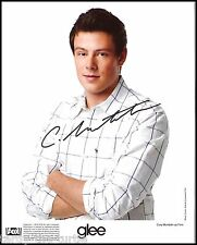 Cory Monteith  8 x 10 Autograph Reprint  Glee  Monte Carlo  Sisters & Brothers