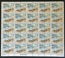 US Sheet 2¢ Stamps (50) CAPE HATTERIS NATION SEASHORE c 1972 gummed #1448-51