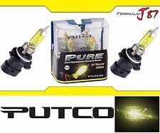 Putco 3000K Yellow 9006XS HB4A 239006XJY 55W Head Light Bulb Low Beam Replace OE