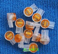 100pcs Original 3M UY2 Scotchlok Connector Grease Filling Butt Wire
