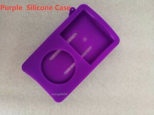 NEW Silicone Skin Cover Case for iPod Classic 80/120/128/256gb Cover THIN