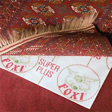 NON SLIP ANTI CREEP FOXI SUPER PLUS RUG UNDERLAY ANY LENGTH CUT TO ORDER