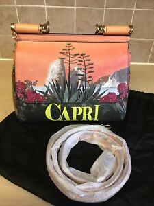 Dolce Gabbana Sicily Bag