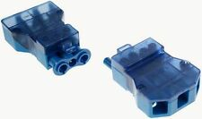 20A 3 PIN FLOW FAST-FIT MALE CONNECTOR CT103M - SYSPL14903 By CLICK