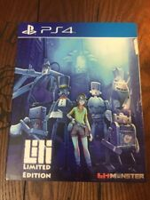 Lili Limited Edition Alternate Cover (PS4) Limited Run Games - Sealed New