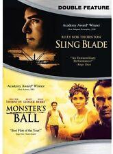 Sling Blade/Monsters Ball (2013, DVD NEW)