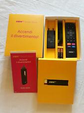 Chiavetta Now TV Smart Stick - NO TICKET - App NowTV, Netflix, DAZN, Youtube