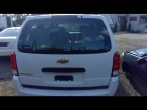 Trunk/Hatch/Tailgate SV6 Non-heated Fits 05-09 MONTANA 614260
