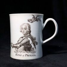 Worcester 'Frederick the Great' small tankard, c. 1760