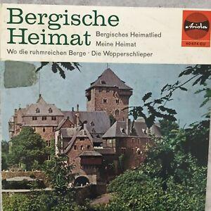 BERGISCHE HEIMAT (EP Ariola 40 674 CU / Mono / NM)