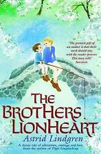 The Brothers Lionheart by Astrid Lindgren (Paperback, 2009)