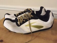 BROOKS PR LD 4:15 MEN''S LONG DISTANCE TRACK & FIELD RUNNING SPIKES SHOES S