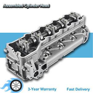 Mitsubishi Pajero Triton Delica 4M40T COMPLETE Assembled Cylinder Head Kit Turbo