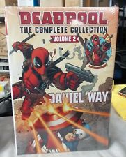 New Sealed Hardback DEADPOOL AND X-FORCE OMNIBUS HARDCOVER 872 Pages