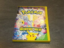 POKEMON DVD POKEMON LE FILM MEWTWO CONTRE MEW WARNER BROS OCCASION 1999