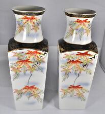 2 schöne Imari- Vasen