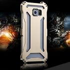Luxury Aluminum Metal Shockproof Case Cover For Samsung Galaxy S6 S5 Note 4 3