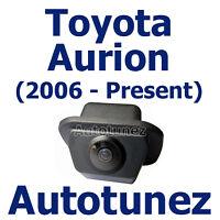 Car Reverse Rear View Parking Camera Toyota Aurion Reversing Backup Safety OEM